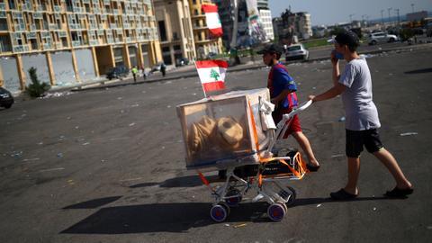 Lebanon hikes bread prices amid economic crisis