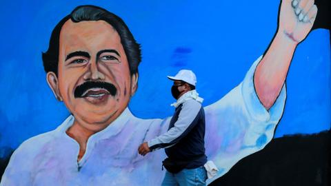 Why presidential candidates were detained in Nicaragua