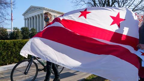 Advocates for DC statehood keep pushing despite dim odds
