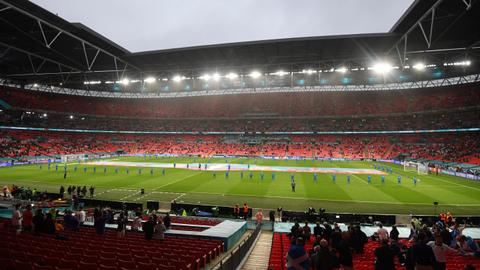 Wembley to host over 60,000 fans for Euro 2020 semifinals and final