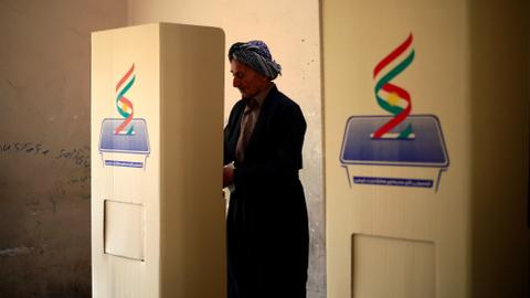 US says northern Iraq referendum will increase instability in region