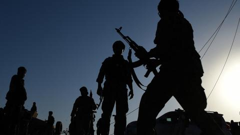 Afghan officials: Taliban waging war against own people, razing districts