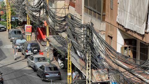 Lebanon faces more blackouts as generators run low on fuel