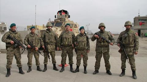 Turkey not sending more troops to Afghanistan for Kabul airport security