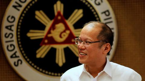 Philippines' ex-president 'Noynoy' Aquino dies