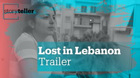 Lost in Lebanon | Storyteller | Trailer