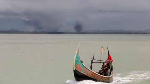 UN says Myanmar visit postponed due to bad weather