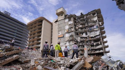 Final death toll from Florida building collapse put at 98