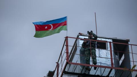 Azerbaijan accuses Armenia at top UN court of 'ethnic cleansing'