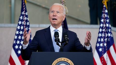 Biden administration expands eligibility for Afghan refugee programme