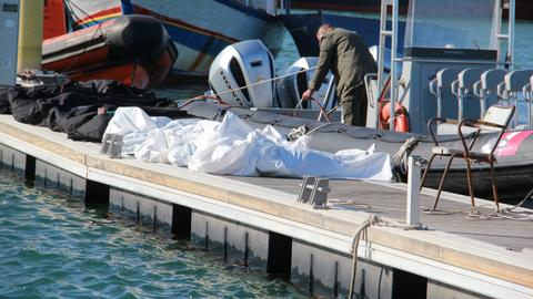 Migrant deaths on maritime routes to Europe doubled in 2021: UN