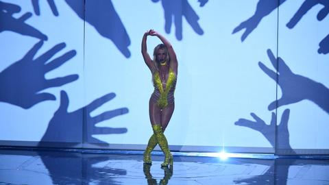'I quit!': Britney Spears won't perform under father conservatorship