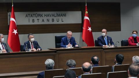 Erdogan: Taliban should end Afghanistan 'occupation'