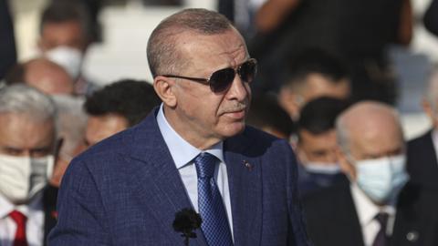 Erdogan: Turkey can run, guard Kabul airport if US meets conditions
