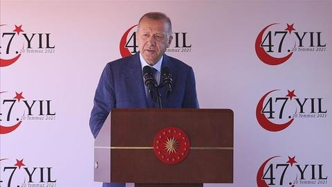 Erdogan: Time is running out to resolve Cyprus issue