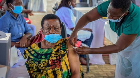 Hundreds of Ugandans duped into paying for fake Covid-19 shots