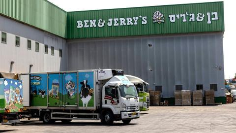Unilever fully commits to Israel despite Ben & Jerry's decision