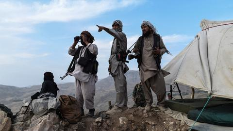 Pentagon: US carried out recent air strikes to repel Afghan Taliban