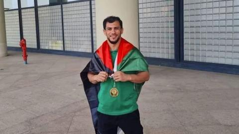 Algerian judo player quits Olympics to shun Israeli opponent