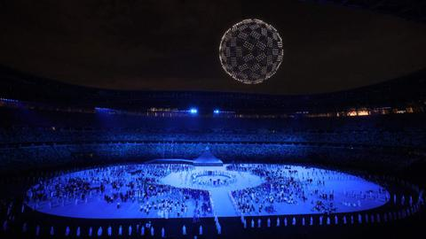 Tokyo Olympics officially opens with ceremony in near-empty stadium