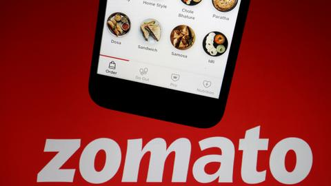 Zomato shares soar on market debut to give it a $13.4B valuation