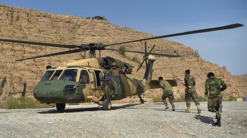 Afghan air force depleted in face of Taliban offensive – lawmakers