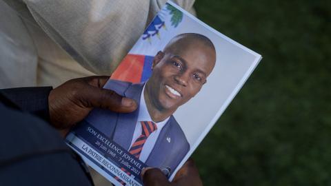 Haiti bids adieu to slain president Moise as instability grips nation