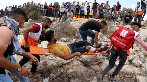 IDF kills teen, injures hundreds of Palestinians during Beita protest