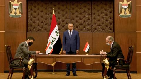 Lebanon, Iraq ink deal to exchange fuel oil for medical services