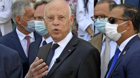 President Kais Saied: The man behind Tunisia's unrest