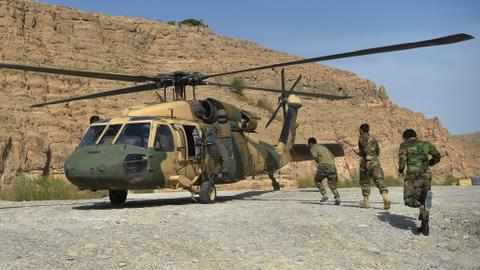 Pakistan: Afghan soldiers who crossed border after Taliban attack returned