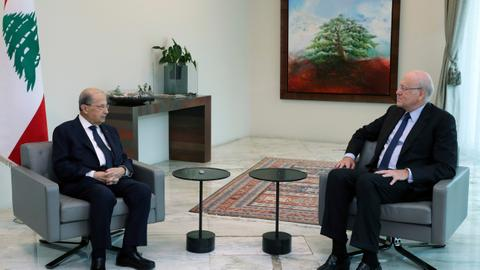 Lebanon picks billionaire Najib Mikati as PM-designate