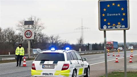 Denmark extends checkpoints along German border