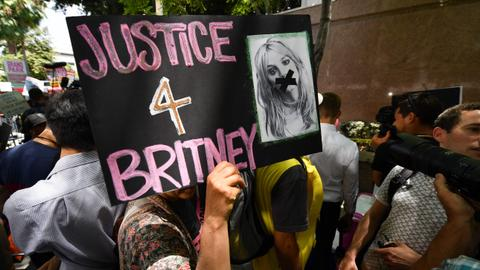 Britney Spears launches legal bid to remove father from guardianship