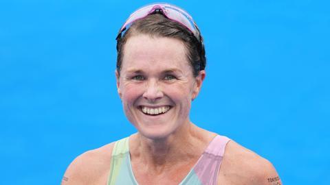 Duffy wins women's triathlon bagging Bermuda's first-ever Olympic gold