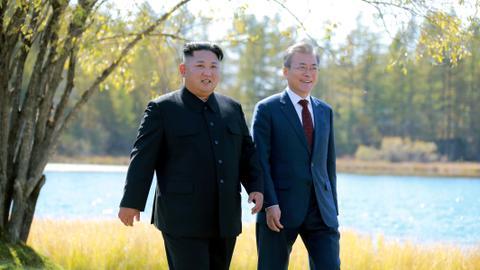 Koreas restore cross border communications, seek improved ties