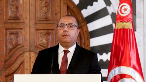 Tunisian PM: Will step down after president appoints successor