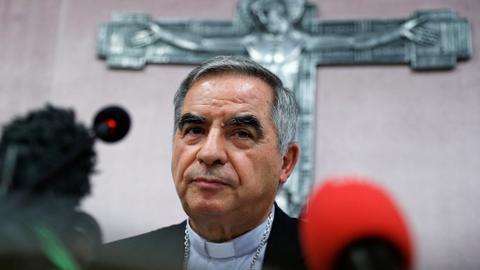 Vatican fraud trial of 10, including cardinal, begins