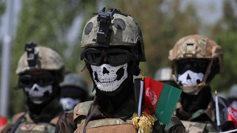 NATO urges 'negotiated settlement' in Afghanistan amid Taliban challenge