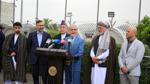 What are the possible outcomes of the Afghanistan - Taliban conflict?