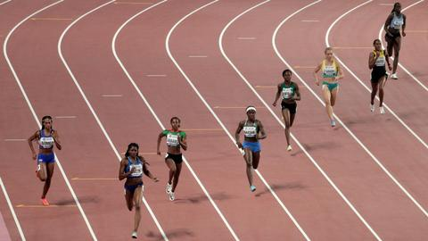 Why is Nigeria losing world class athletes to other nations?