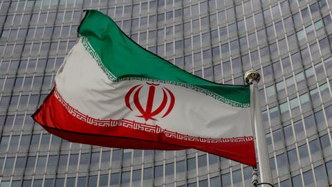 Iran: Group linked to Israel spy agency Mossad busted, arms seized