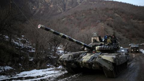 Troops killed in fresh Azerbaijan-Armenia border clashes