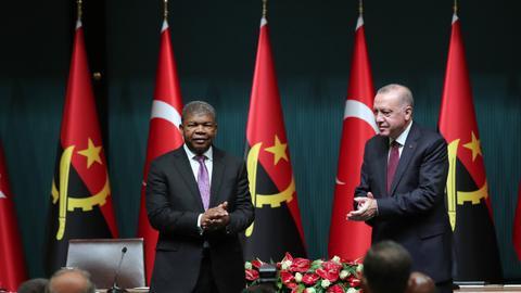 Turkey-Angola trade volume to reach $500 million