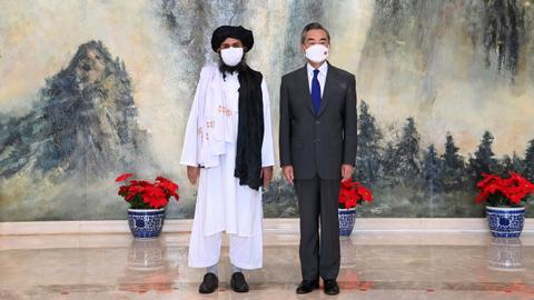 China-Taliban ties warm with peace process, Uighur on talks agenda
