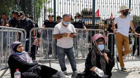 Tunisia investigates major political parties as governance crisis widens