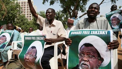 Nigeria court acquits Shia cleric Ibrahim Zakzaky – lawyer