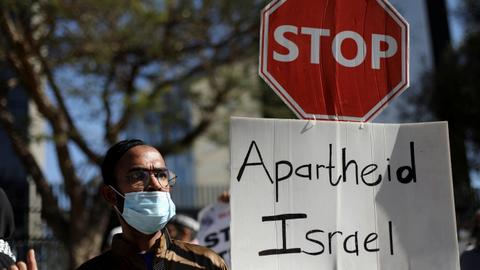 South Africa slams AU's 'unjust decision' to give Israel observer status