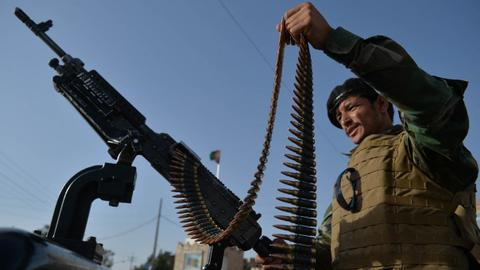 Afghan forces repel Taliban attack on outskirts of Herat city