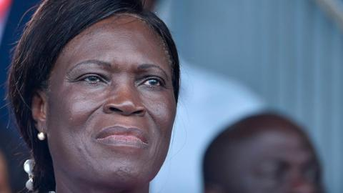 ICC drops arrest warrant for Ivory Coast former first lady